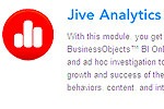 Jive Analytics Embeds SAP BusinessObjects OnDemand