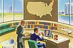 The Office of Tomorrow -- from 1945
