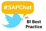 Business Intelligence Best Practice Twitter #SAPChat