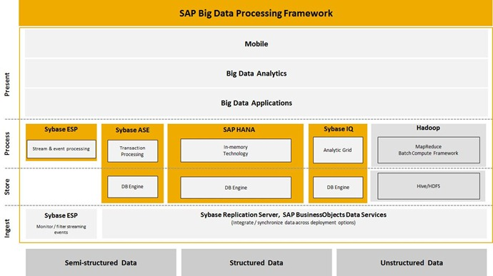 SAP-big-data-framework