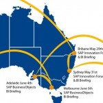 ANZ SAP Innovation Forums and BI Briefings Tour