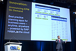 SAP Announces New EPM OnDemand at the SAP BusinessObjects User Conference