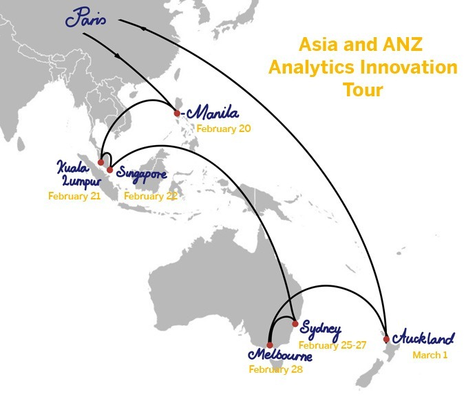 asia anz analytics tour