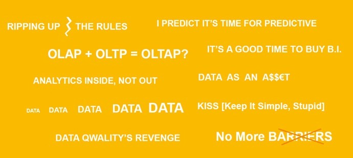 The Top 10 Trends In Analytics 2013