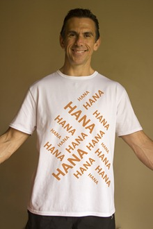 HANA t-shirt white