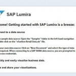 New SAP Lumira: See The Light