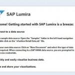 New SAP Lumira: See The Light