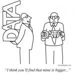 Big Data Boasts (Cartoon)