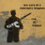 Big Data is A Powerful Weapon. Use it Wisely.