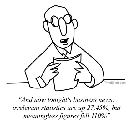 bad news statistics