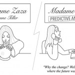Cartoon: Predictive? It's the Future...