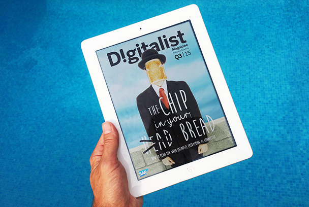 welcome to digitalist magazine