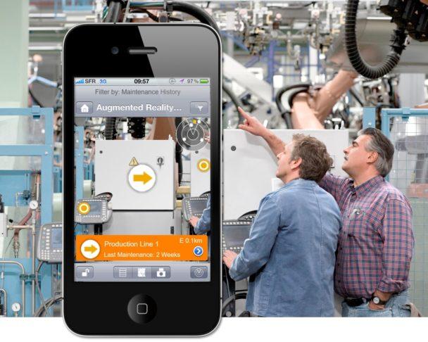 augmented reality machinery