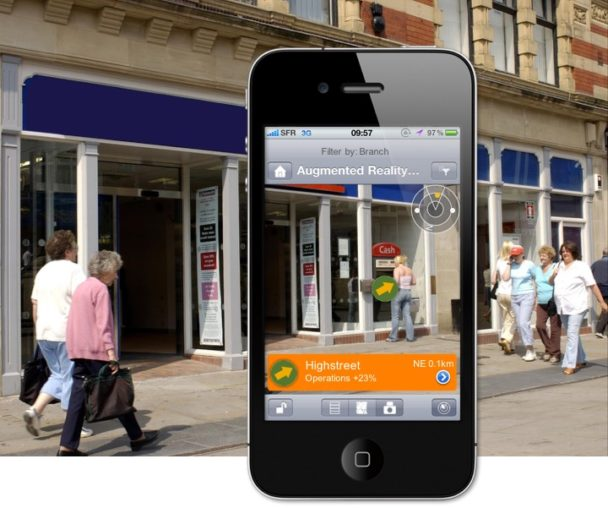 augmented reality store