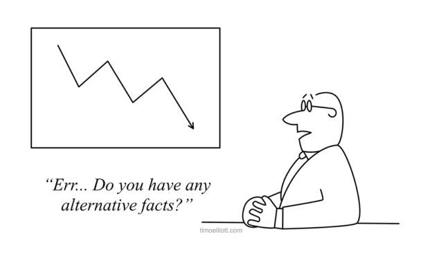 Do you have any alternative facts small